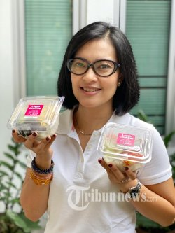 Lola Amaria Bisnis Nasi Cimit Lolas Cooking New Normal