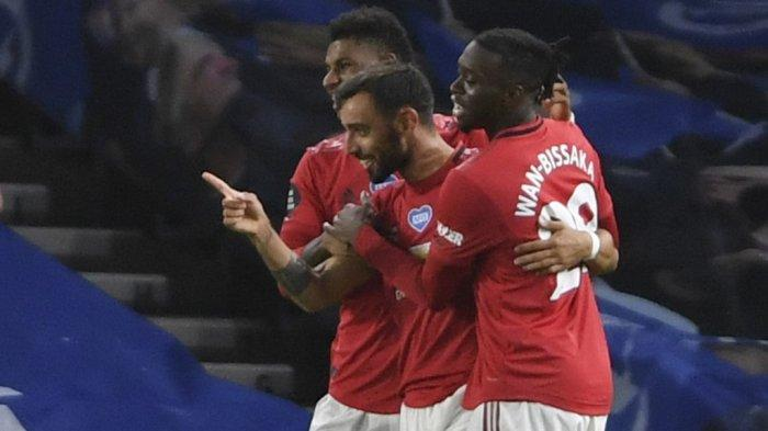 Akses di Sini Brighton and Hove vs Manchester United di Carabao Cup Live Streaming Mola TV