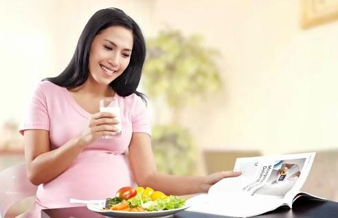 Makanan Yang Baik Dikonsumsi Selama Masa Kehamilan